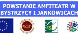 Powstanie amfiteatr w Bystrzycy i Jankowicach