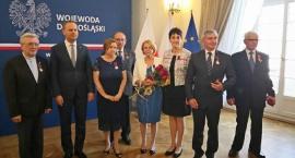 Srebrny Krzyż dla Blandyny Rosół-Niemirowskiej