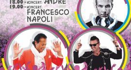 Francesco Napoli i Andre na dniu dziecka i rodziny