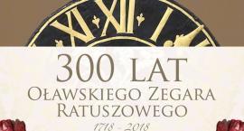 300 lat oławskiego zegara ratuszowego