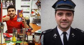Daniel Iwański walczy o miano strażaka roku! Oddaj swój głos