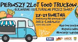 Zapraszamy na pierwszy Zlot Food Trucków w Jelczu-Laskowicach!