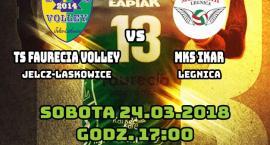 Ostatni domowy mecz siatkarzy jelczańskiego Volley