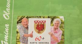 Załóż Gminną Kartę Seniora. Korzystaj z ulg i promocji
