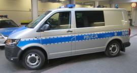 Policja z kolejnym nowym radiowozem