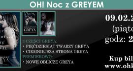 Noc z Greyem w Oh•Kino