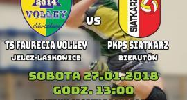 HIT rundy. TS Faurecia Volley Jelcz-Laskowice zagra z liderm PKPS Bierutów