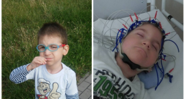 Aby słyszeć potrzebne są drogie aparaty słuchowe, pomóż 5-letniemu Oskarowi
