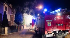 Pożar na Placu Słonecznikowym