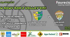 TS Faurecia Volley J-L zagra z ULKS Ogień Żmigród