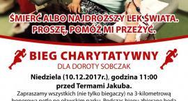 Charytatywny bieg dla Doroty Sobczak