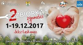 W Jelczu-Laskowicach trwa świąteczna zbiórka dla potrzebujących