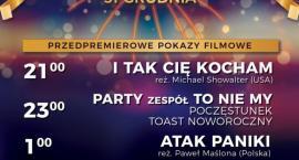 Sylwestrowa noc filmowa w kinie Odra