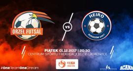 Orzeł Futsal zagra dla Doroty!