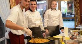 Pasowanie kucharzy i hotelarzy z CKZiU