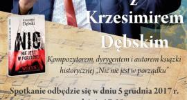Spotkanie z Krzesimirem Dębskim