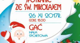 Wizyta Mikołaja w Gminie Oława