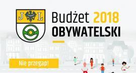 Zagłosuj na projekt zgłoszony do Budżetu Obywatelskiego