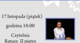 Autorskie spotkanie z Alicją Masłowską-Burnos