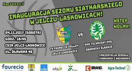 TS Faurecia Volley Jelcz-Laskowice zagra pierwszy mecz u siebie