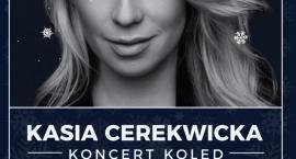 Katarzyna Cerekwicka zaśpiewa kolędy w Oławie