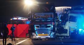 Tragiczny wypadek na A4. Nie żyją dwie osoby [VIDEO]