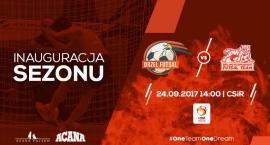 Inauguracja rozgrywek Pierwszej Ligi Futsalu