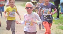 Bieg Kolorów! Na sportowo dla dzieci. [ZDJĘCIA]
