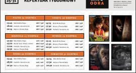 Repertuar kina Odra (25.08 - 31.08)