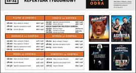 Repertuar kina Odra (18.08 - 24.08)