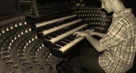 Jakub Plewa na sierpniowym koncercie organowym