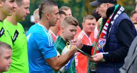 Mecz charytatywny dla Grzegorza Galasińskiego