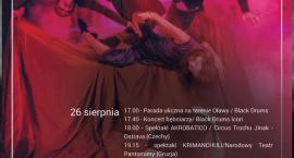 Parada, koncert i spektakle na Karawanie Teatralnej