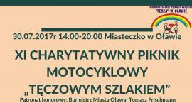 Piknik Motocyklowy, Tęczowym Szlakiem