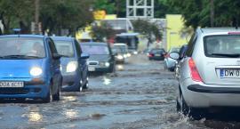 Odprowadzanie wód deszczowych z dróg i ulic