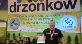 Brązowy medal dla Maliny