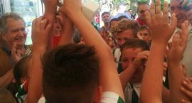 Młodzi piłkarze z Oławy z sukcesami we Francji