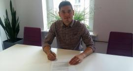 Reprezentant Polski zagra dwa sezony w KS Orzeł Futsal