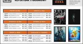 Repertuar kina Odra (26.05 - 01.06)