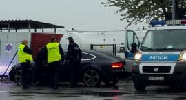 Pijany za kierownicą, policjanci zapobiegli tragedii [VIDEO]