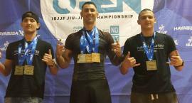 Rio Grappling Oława z medalami