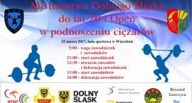 Mistrzostwa Dolnego Śląska w podnoszeniu ciężarów