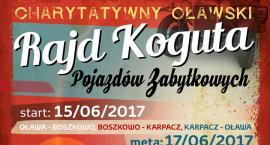 Pierwszy oławski Rajd Koguta!