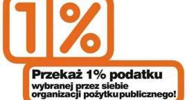 Przekaż swój 1% na lokalne instytucje