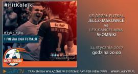 Mecz KS Orzeł Futsal Jelcz-Laskowice