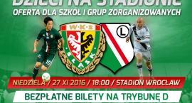 Wszyscy na mecz Śląsk – Legia!