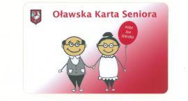 Rozwija się Oławska Karta Seniora