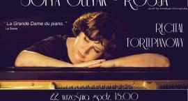 Sofya Gulyak w recitalu fortepianowym