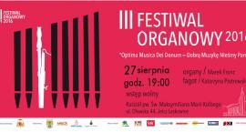 Trzeci koncert w ramach Festiwalu Organowego