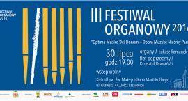 Drugi koncert podczas III Festiwalu Organowego